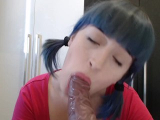 Happy birthday daddy! -blowjob