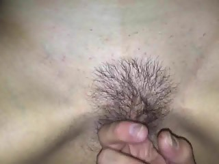 fucking wife... her first video....